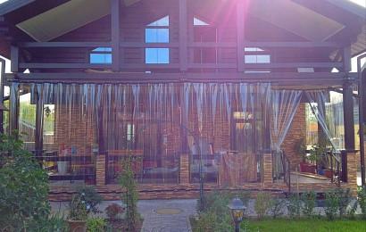 Раздвижные шторы для Вашей веранды или террасы