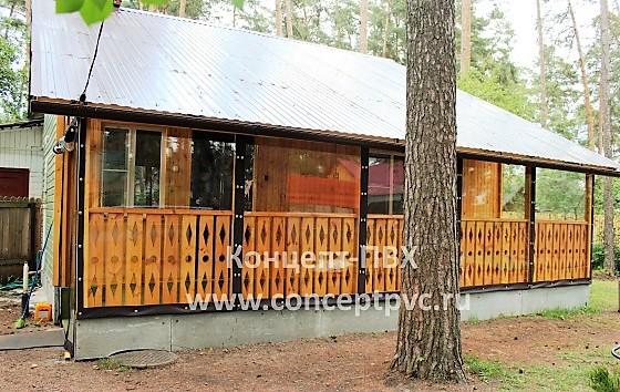 После Проект № 12 Мягкие окна для веранды в г. Дубна_31.05.2018