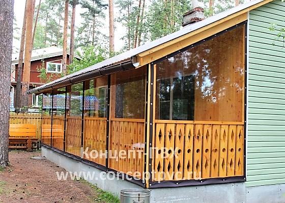 Проект № 12 Мягкие окна для веранды в г. Дубна_31.05.2018